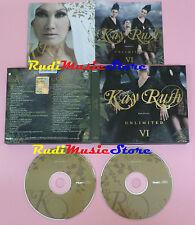 CD KAY RUSH presents UNLIMITED VI 2008 LOPAZZ DOMU PETE SIMPSON ART BLEEK (C41)
