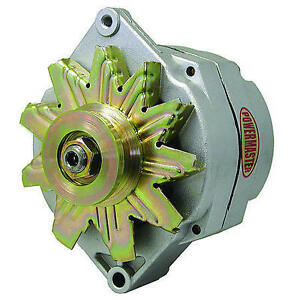 NEW POWERMASTER ALTERNATOR,12SI,100AMP,BUICK,CADILLAC,OLDS,REGAL,DEVILLE,LESABRE