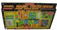 30 piece MAGIC TRICKS SET / TOY MAGIC SET