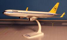 Condor Retro Achim Boeing 767-300ER 1:200 Flugzeug Modell mit Winglets NEU B767