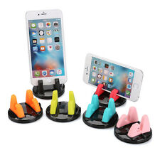 360º Rotate Universal Car Phone Holder Stand Mount Bracket Clip for iPhone 7 6 5