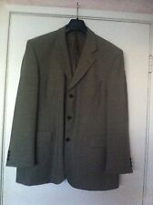 Men's Gibson Trouser Suite  Pants Size 36S Fully Lined Jacket 46 Chest