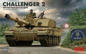 Ryefield Models Challenger 2 - RFM 5062