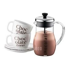 NEW BODUM HOT CHOCOLATE PRESS MAKER 1000ML/1L