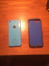 Apple iPhone 5c - 32GB - Blue (GSM Unlocked) Smartphone