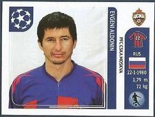 PANINI UEFA CHAMPIONS LEAGUE 2011-12- #098-CSKA MOSCOW-EVGENI ALDONIN