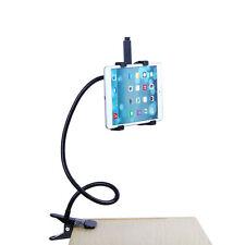 For iPad Tablet:360° Rotating Desktop Stand Lazy Bed Phone Bracket Holder Mount