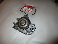 HONDA B SERIES FINLESS WATER PUMP & IDLER PULLEY FOR USE W/ ELECTRIC WATER PUMP