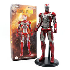 Empire Toys Marvel Avengers Iron Man MK5 Tony Stark 30cm Action Figure Model New