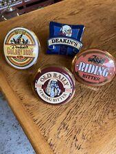 More details for 4 ceramic beer pump clips