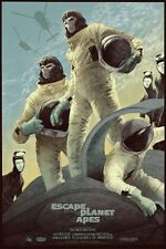 PLANET OF THE APES ESCAPE FROM THE  MONDO R2012 Limited edition print 325 KELLY