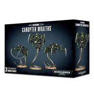 Canoptek Wraiths Necron Warhammer 40K NIB Flipside