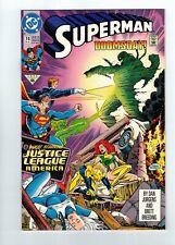 Superman #74 From DC Comics 1992