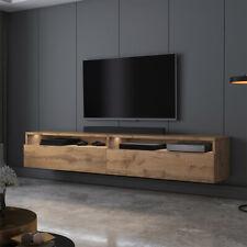 Meuble TV REDNAW 180 cm avec LED