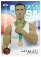 2016 Topps US Olympic Team USA Bronze #25 Jake Dalton  Gymnastics