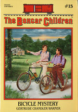 The Boxcar Children #15: Bicycle Mystery by Gertrude Chandler Warner  VERY GOOD+