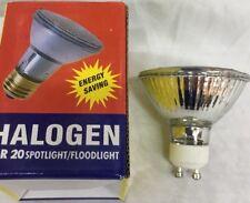 50PAR20 Flood GU10 Base Q50PAR20/FL/GU10/CG 130V 50W PAR20 130V LongLife Bulb