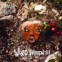 WARREN SUICIDE - WORLD WARREN III NEW VINYL RECORD