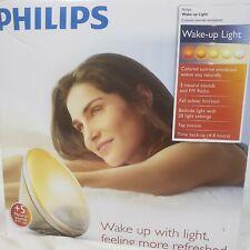 Philips SmartSleep HF3520/60 Wake-Up Light Therapy Alarm Clock, Sunrise & Sunset