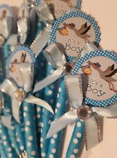 25 pcs Baby shower pens favors for boy (its a boy)