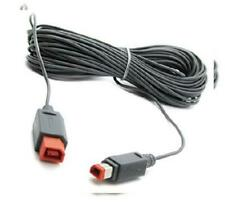 StyleZ Sensor Bar Extension Cable 30ft for Wii & U Medium, Gray