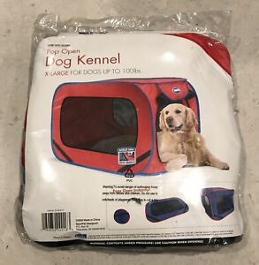 2009 Sport Pet Designs Dog Kennel Size XL X-Large Dogs Up To 100 lbs. NEW Sealed