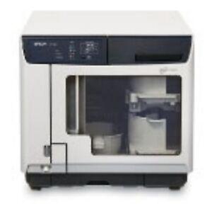 Epson PP-100 AutoPrinter - Prints Labels On Discs, Does Not Duplicate Discs
