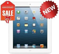 NEW Apple iPad 4th Generation 16GB, Wi-Fi + 4G AT&T (Unlocked), 9.7in - White