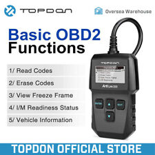 OBD2 OBDII Engine Diagnostic Tool Car Auto Fault Code Reader Scanner Check I/M