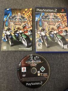 Biker Mice From Mars ps2 Playstation 2 Game Rare