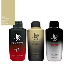 (100ml/1,73) 3x500ml John Player Special / Duschgel / Be Red / Be Gold / Sport