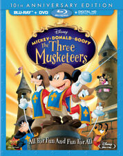 The Three Musketeers (10th Anniversary) [New Blu-ray] Anniversary Edition, Dig