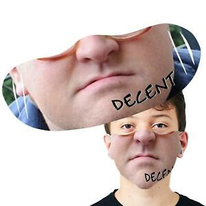 Decent  Trailer Park Boys Inspired Washable Face Cover Reusable Face Mask