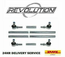 REVOLUTION ADJUSTABLE DROP LINKS ANTI ROLL BAR LINKS VW POLO MK3 9N 9N3 2002>