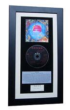 LIGHTNING SEEDS Sense CLASSIC CD Album GALLERY QUALITY FRAMED+FAST GLOBAL SHIP