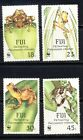 Fiji Tree Frog WWF topical set Scott 591-4 mnh vf complete 30.00