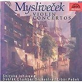 Myslivecek: Violin Concertos, Vol. 1, Myslivecek, J., Very Good