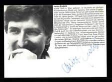 Heinz Zednik Original Signiert # BC 127154