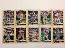 2017 Topps Gypsy Queen Detroit Tigers Team Base Set 10