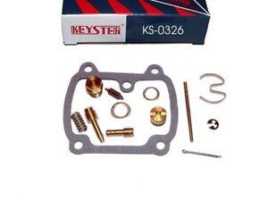 Keyster Vergaser-Dichtsatz SUZUKI RV50, RV 50 Vergaser-Reparatur-Satz; NEU