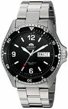 Orient Mako II Automatic Black Dial Scuba Divers Mens Watch FAA02001B9 Aa02001b