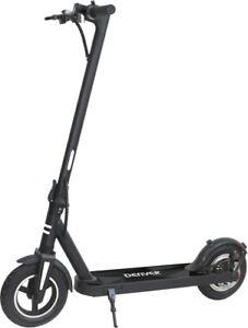 Denver Elektro Roller SEL-10500 Schwarz E-Scooter belastbar bis 120kg 20km/h