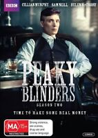Peaky Blinders : Season 2 (DVD, 2-Disc Set) NEW