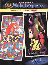 Psych-Out/The Trip- DVD (MGM Midnite Movies Double Feature) NEW/SEALED OOP