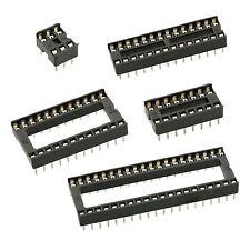 5 Stück  Tycon IC-Sockel DIP 24 Präzision 24 polig