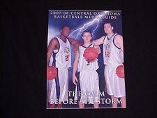 2007-08 University of Central Oklahoma Basketball Media Guide