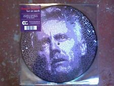 Roger Tayler - Fun On Earth RSD LP 2x Vinyl Picture Disc - RSD2014 - NEW