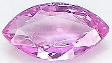 1,05CT. SAPHIR ROSE NATUREL T. NAVETTE 8,9x4,9 MM.