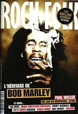 ROCK & FOLK NO.538 JUNE 2012 BOB MARLEY/WELLER/P.SMITH/DOILLON/ROLLING STONES