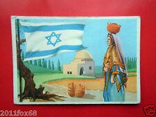 figurines cromos cards figurine sidam gli stati del mondo 30 israele bandiere jx